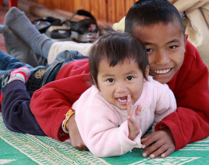 Mekong Kinder