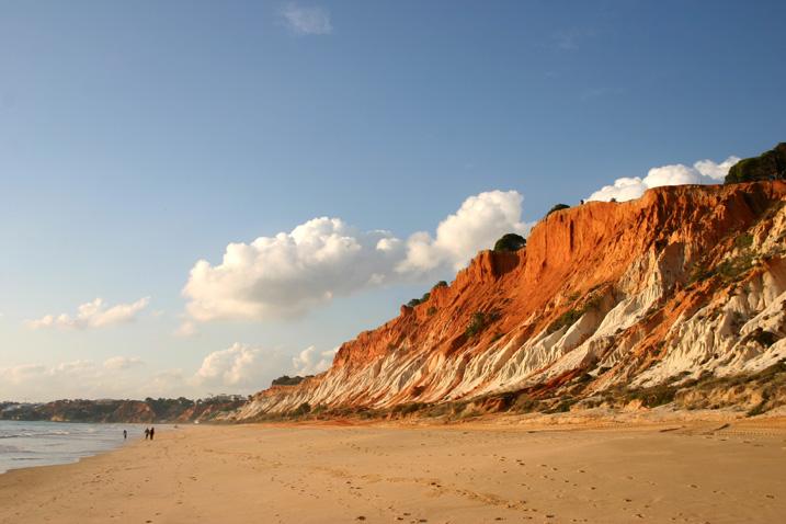 Praia Falesia (Portugal, Algarve). Einer meiner Traumstrände!