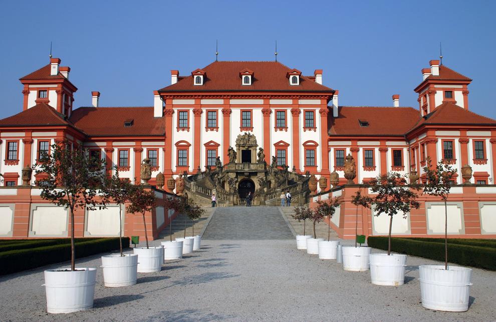 Schloss Troja bei Prag 1
