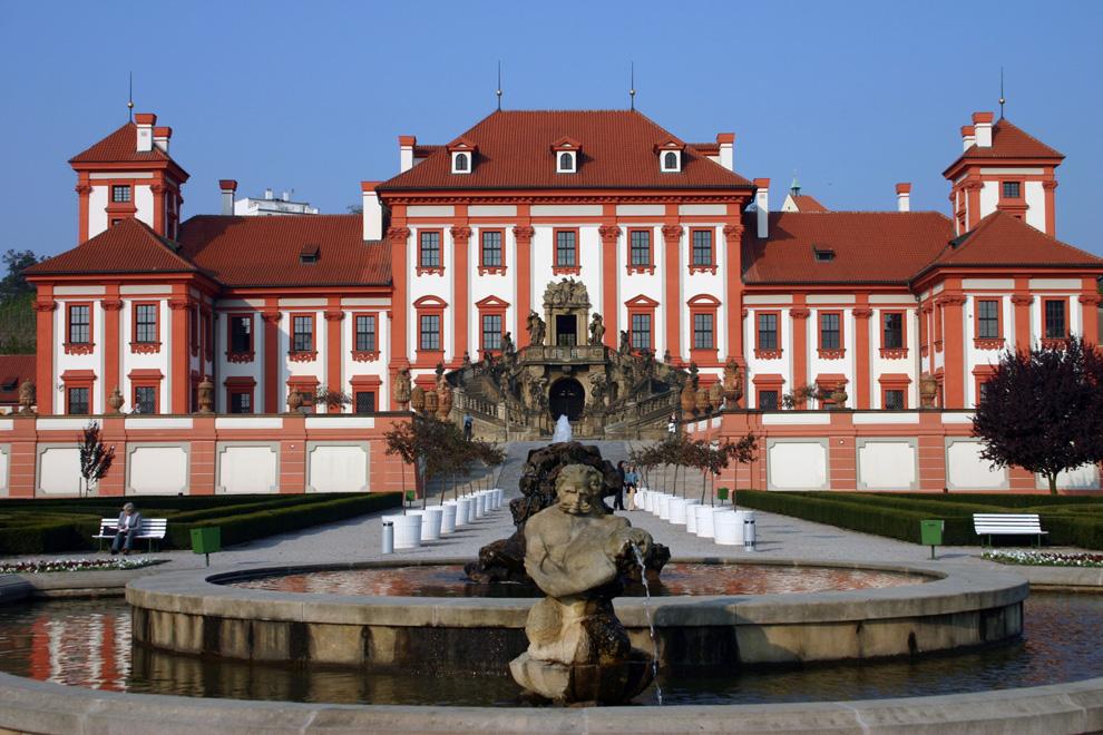 Schloss Troja bei Prag 2