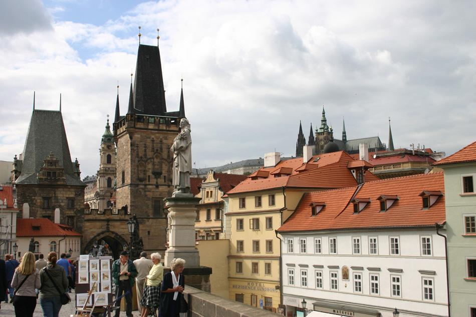 "Zauberhaftes Prag: ""Krone"""
