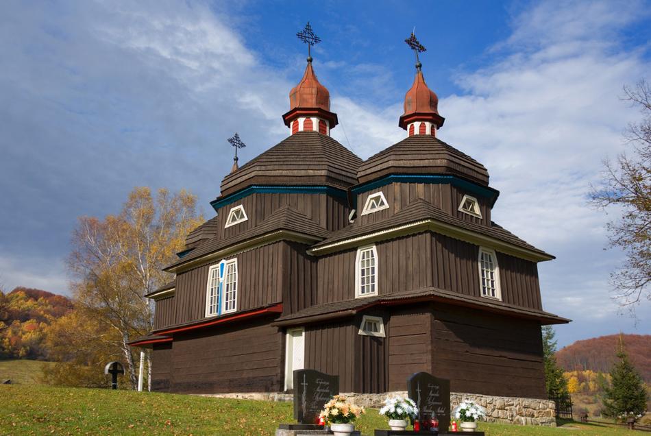 Holzkirche Nižný Komárnik_Štefan Kordoš