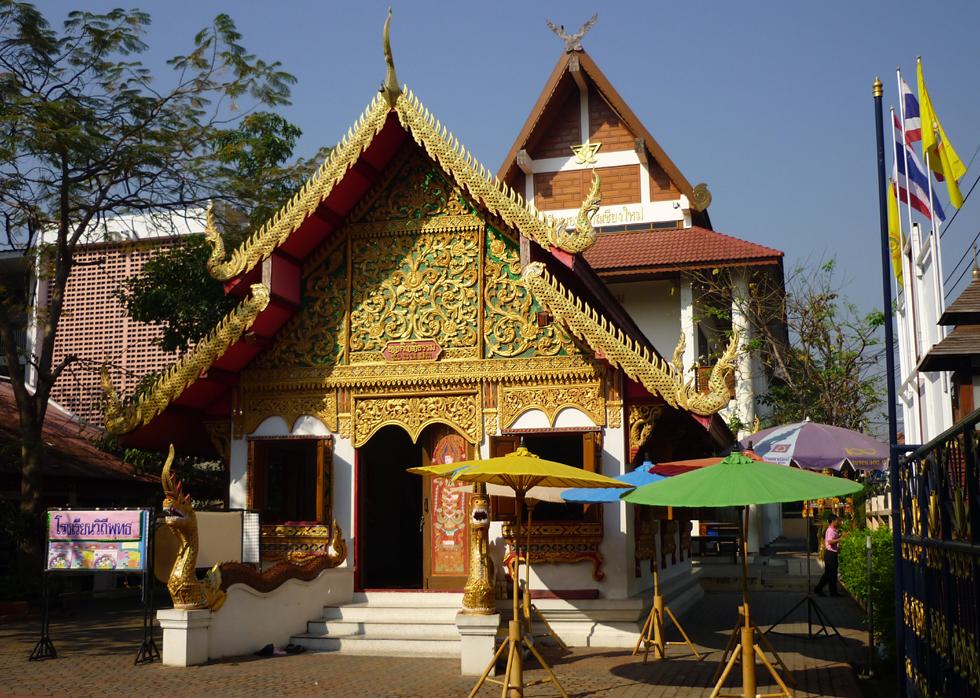 """Chiang Mai (Thailand). Ein Eldorado für """"digitale Nomaden"""" und solche, die sich dafür halten."""