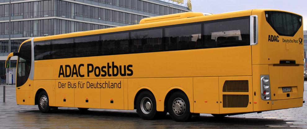 """Reisen mit dem Fernbus: """"Süddeutsche""""  Mehr als drei Millionen Menschen sind im vergangenen Jahr in Deutschland in einen Fernbus gestiegen. Und es werden immer mehr. Um Komfort und Bequemlichkeit geht es den Reisenden nicht."""