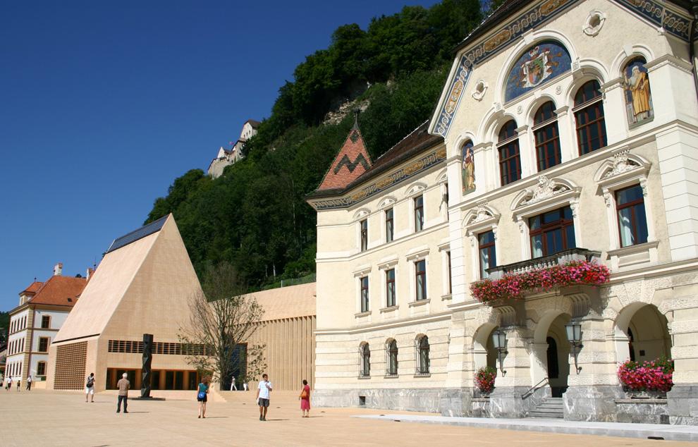 8.Vaduz(Liechtenstein)