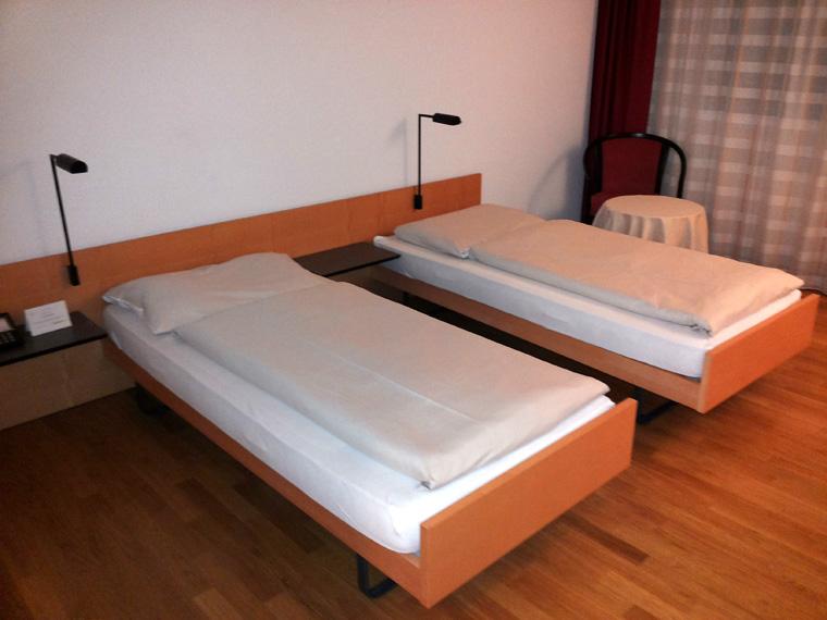 """Hotel der Woche: """"Hotel Krone"""" Buochs (Schweiz) Perfekter Service, schnörkellos modern. Zentral gelegen."""