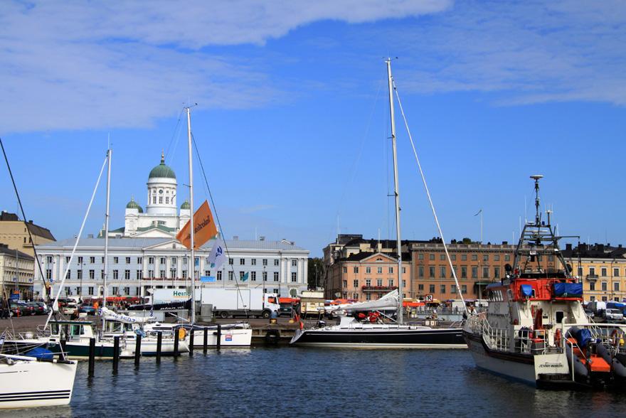 """Ausstellung in Helsinmi: """"FAZ"""" Finnlands Hauptstadt ist bereit: Am 9. August jährt sich der Geburtstag von Tove Jansson, der Mutter der """"Mumins"""", zum hundertsten Mal. Es gibt es eine große Gedenkausstellung. Auch eine Spurensuche in Hafen von Helsinki lohnt sehr."""