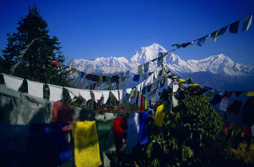 """Reisetipps für 2015: """"Süddeutsche"""" Einige Ziele drängen sich 2015 geradezu auf. Tipps für Europa und den Rest der Welt - von der Megametropole über die romantische Einöde bis zum Noch-Geheimtipp. Foto: Nepal"""