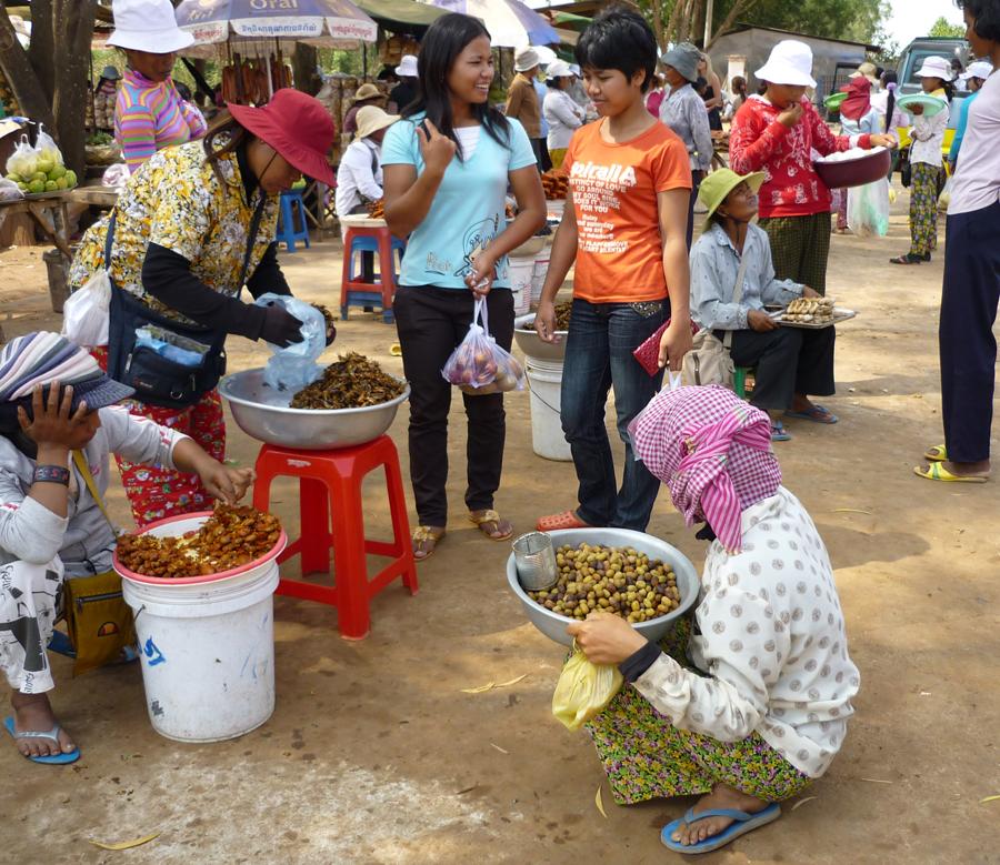 Kambodscha ist noch immer ein preislich attraktives Reiseziel. Aber auch dort (wie in allen Nachbarländern) ist es 2015 teurer als im Vorjahr.