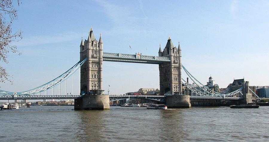 5. Dahin muss ich wirklich nicht wieder reisen:  London.