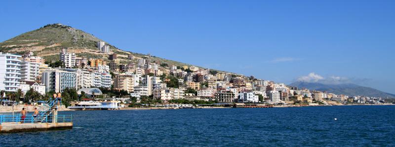 Albanien - Saranda