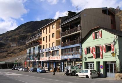 Andorra einkaufen