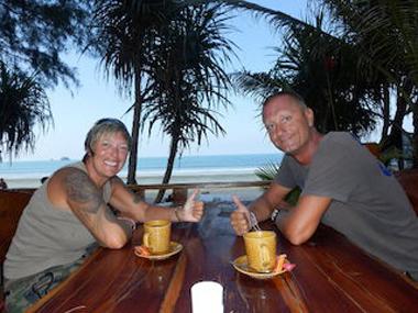 Stephan & Tanja Neu sind Auszeitnomaden