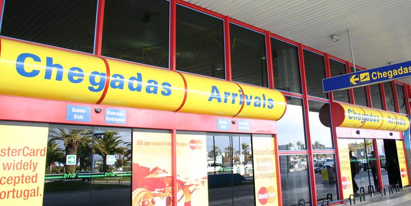 Faro - Portugal (FAO) WLAN ist kostenlos.