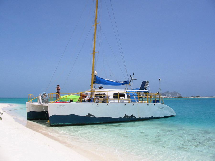 Wenn das Urlaubs-Sparscheein gut gefüttert ist, wird es gern in  der Karibik geschlachtet.
