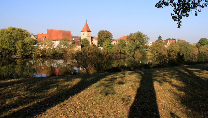 Main bei Ochsenfurt