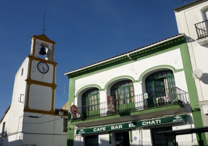 Bar in El real de la Jara