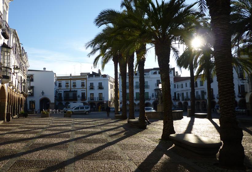 Zafra Plaza