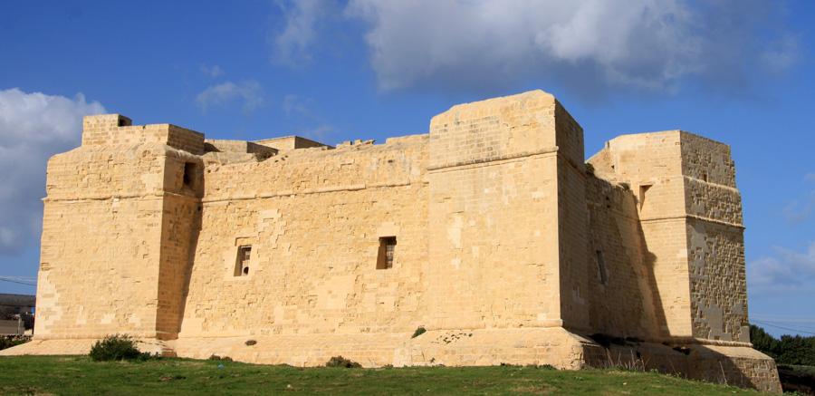 Festung auf Malta