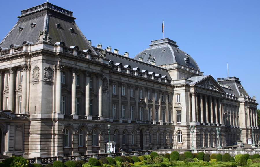 Brüssel Königlicher Palast