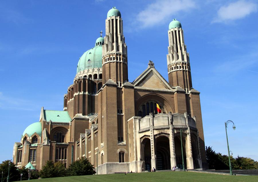 Basilika Art Deco in Brüssel