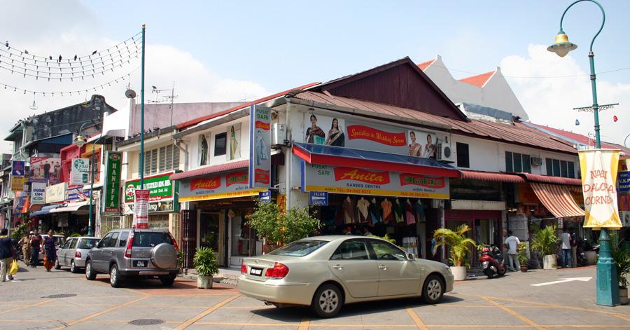 George Town Penang Stadtzentrum