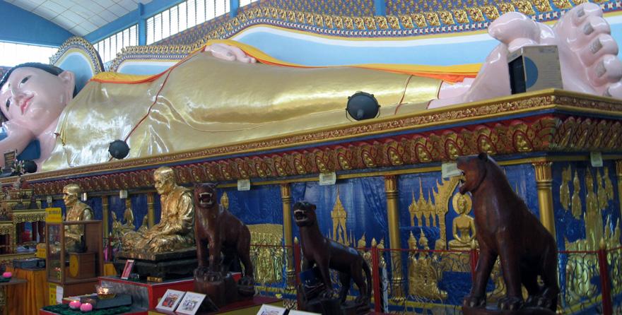 Liegender Buddha George Town