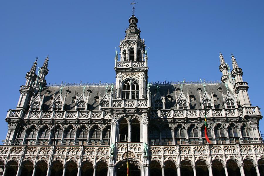 Maison du Roi (Broodhuis) am Grote Markt.