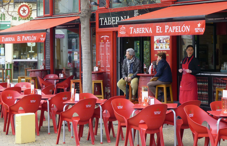 Symbolfoto Sevilla