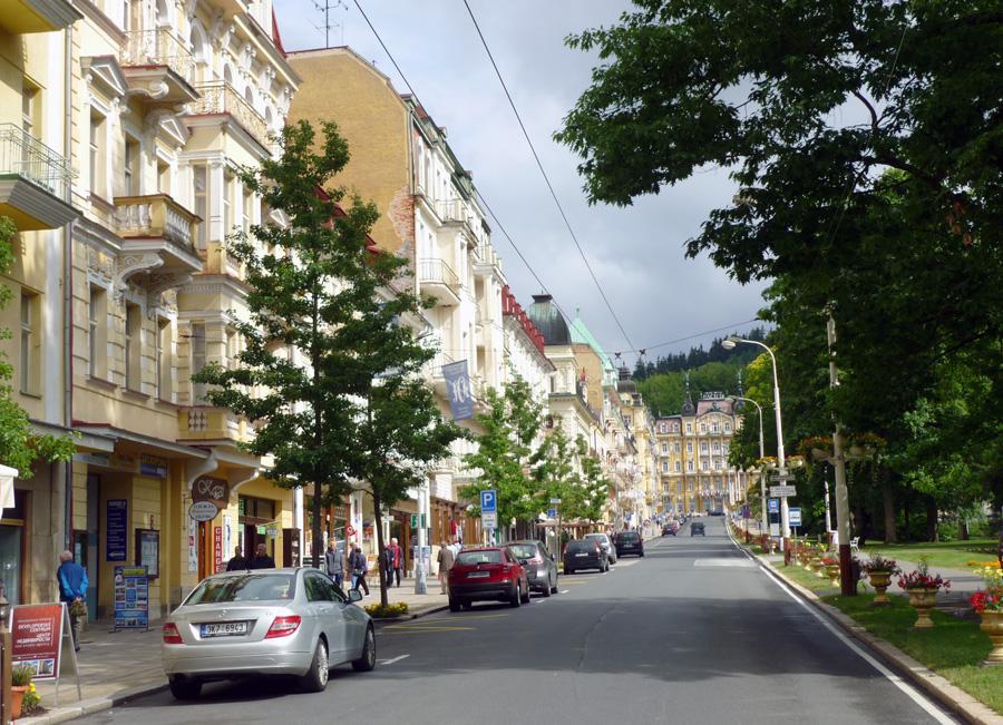 Marienbad Promenade
