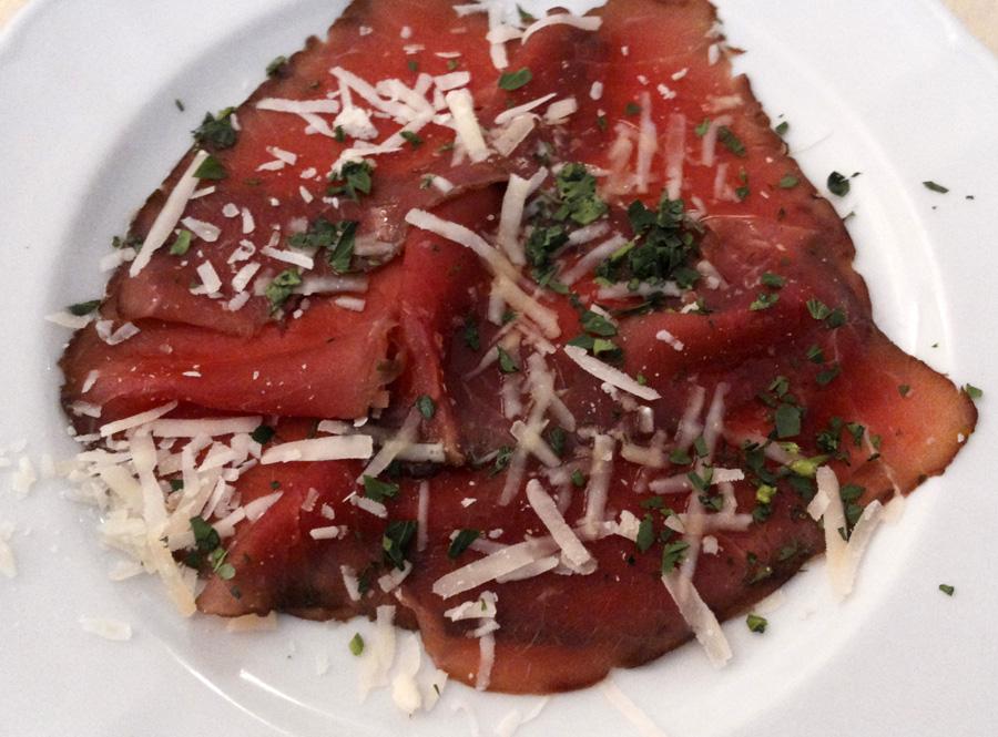 Carne Salada