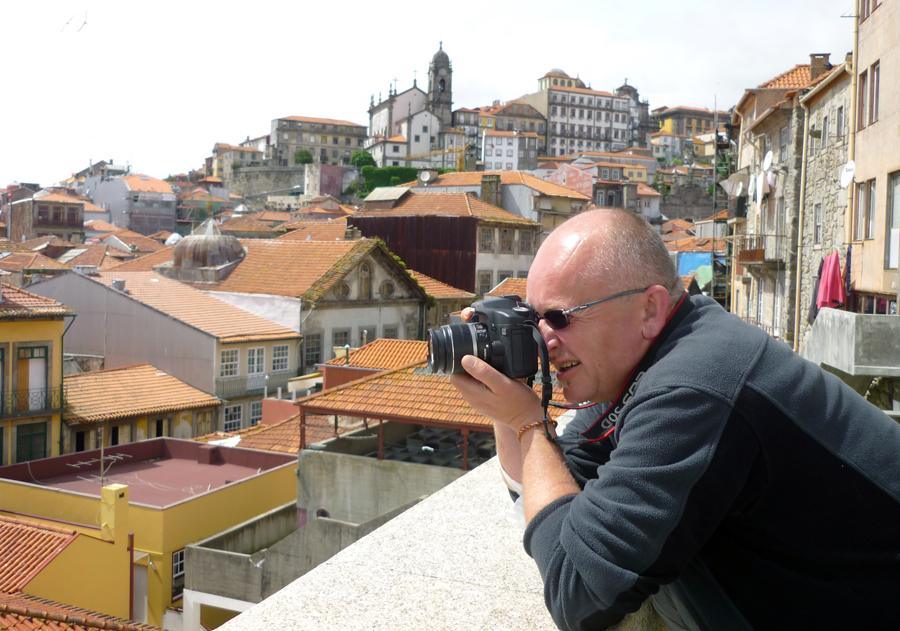 In der historischen Altstadt von Porto finden sich Foto-Motive satt.