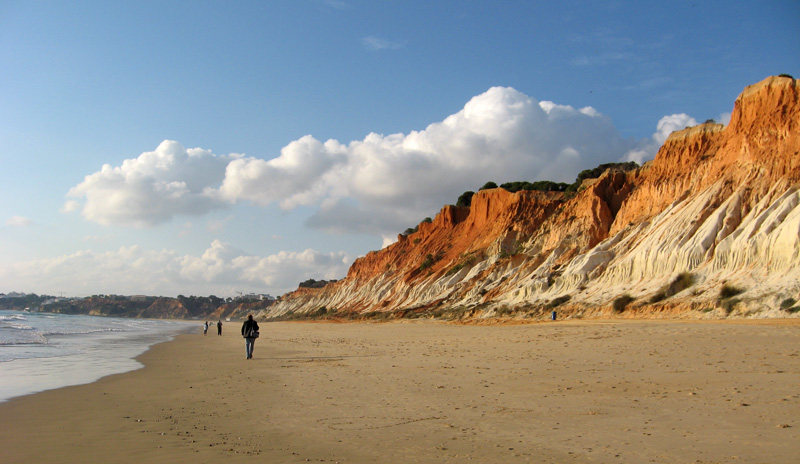 """Die zehn schönsten Strände der Algarve: """"Die Welt"""""""