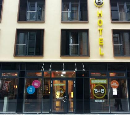 """Gut gefallen hat uns das Konzept des """"B&B Hotel Leipzig-City"""". Im DZ kann man ab ca. 64 Euro nächtigen."""