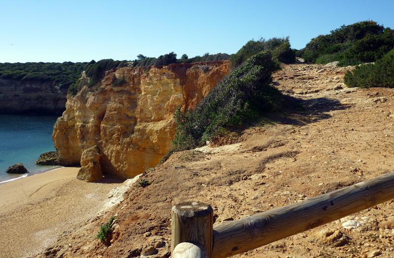 Algarve Wanderung