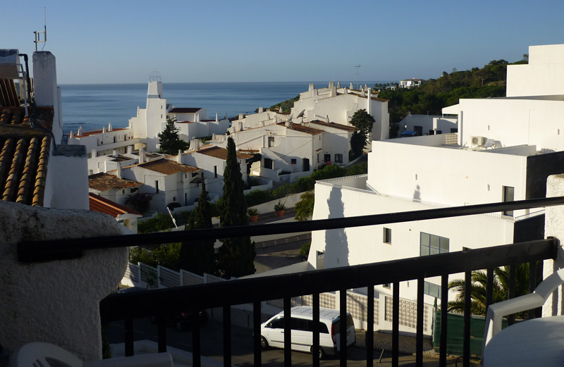 """Ab ca. 130 Euro kann man ein Appartement im """"Soldoiro"""" (Albufeira) mieten. Wir waren sehr zufrieden!"""