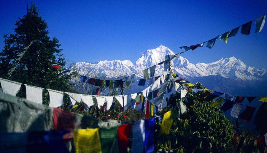 Nepal Symbolfoto